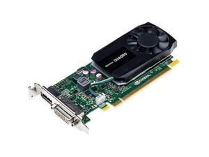 PNY VCQK620-PB Quadro K620 2GB DDR3 PCI Express 2.0 x16 DVI/DisplayPort Low Profile Video Card