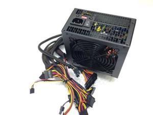Quiet ATX 750W for Intel AMD PC ATX Power Supply Unit SATA PCI-E 6 Pin