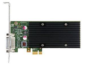 PNY Quadro NVS 300 VCNVS300X1-PB 512MB DDR3 PCI Express x1 Low Profile Workstation Video Card