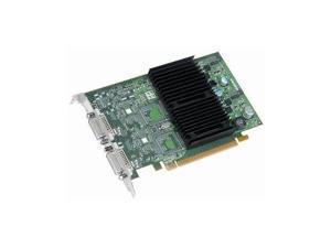 Matrox Millennium P690 P69-MDDE128F 128MB GDDR2 PCI Express x16 Workstation Video Graphics Card