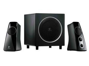 Logicool Logitech Z523 2.1 CH Speaker System with Subwoofer