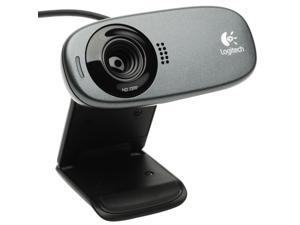 Logitech C310 HD Webcam 720p Video 5 MP Photos