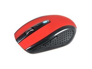 M606 Red Wireless Mini Bluetooth Optical Mouse Red for PC Android 3.1+ Tablet