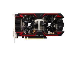 PowerColor PCS+ AMD Radeon R9 380 2GB GDDR5 2DVI/HDMI/DisplayPort PCI-Express Video Card