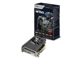 Sapphire AMD Radeon Nitro R7 360 2GB GDDR5 DVI/HDMI/DisplayPort PCI-Express Video Graphics Card