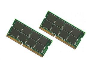1GB 2x512MB PC133 SODIMM IBM Thinkpad T23 MEMORY