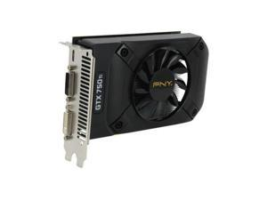 PNY NVIDIA GeForce GTX 750 Ti 2GB GDDR5 2DVI/Mini HDMI PCI-Express Video Card