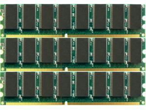 3GB (3*1GB) PC2700 DDR-333MHz 184 Pin Memory ASUS A7V600