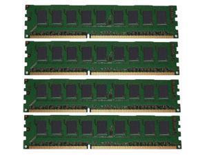 8G (4*2GB) PC2-5300 DDR2-667MHz ECC UNBUFFERED RAM Memory for Dell Poweredge R200