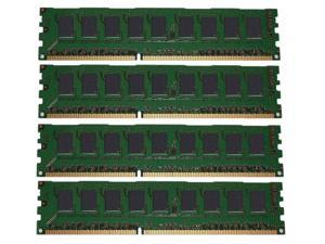 8G (4*2GB) PC2-5300 DDR2-667MHz ECC UNBUFFERED 240-pin RAM Memory for Intel S3000AH