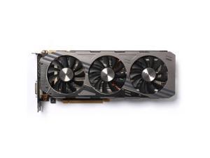 ZOTAC NVIDIA GeForce GTX 970 AMP! OMEGA Core Edition 4GB GDDR5 DVI/HDMI/3DisplayPort PCI-Express Video Graphics Card
