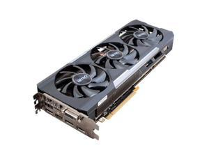 Sapphire Nitro AMD Radeon R9 390 8GB GDDR5 DVI/HDMI/3DisplayPort PCI-Express Video Graphics Card