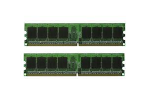 4GB (2*2GB) DDR2-667MHz PC2-5300 Dell OptiPlex GX620 Memory