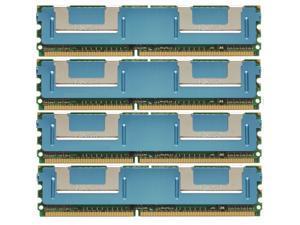 8GB (4X2GB) PC2-5300 ECC 240Pin FB-DIMM Server RAM Memory for HP Compaq Proliant DL360 G5 (Not for PC/MAC)