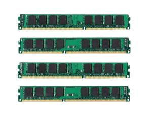 16GB 4x4GB PC3-10600 DDR3-1333MHz 240pin DESKTOP Memory for HP Compaq 6000 Pro Microtower
