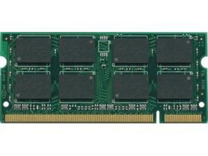 2GB Module PC2-5300 DDR2-667MHz 200-Pin SODIMM Unbuffered Non-ecc LAPTOP NOTEBOOK MEMORY