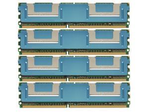 8GB (4*2GB) PC2-5300 DDR2-667MHz ECC 240Pin FBDIMM Sever RAM Memory for Dell PowerEdge 1950 III (Not for PC/MAC)