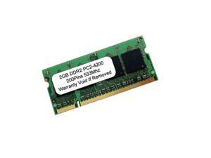 2GB DDR2-533MHz 200pin SODIMM PC2-4200 Notebook LAPTOP RAM Memory