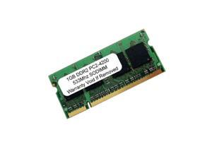 1GB DDR2-533MHz PC4200 200Pin SODIMM 1.8V LAPTOP MEMORY
