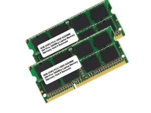 16GB 2 X 8GB 204PIN SODIMM DDR3-1600MHz PC3-12800 LAPTOP HP IBM DELL RAM MEMORY