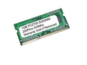 1GB PC2700 DDR-333Mhz 200Pin SODIMM RAM MEMORY for HP Pavilion DV1000 DV4000 DV5000 DV8000