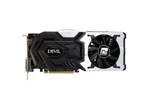 PowerColor DEVIL AMD Radeon R9 390X 8GB GDDR5 2DVI/HDMI/DisplayPort PCI-Express Video Graphics Card