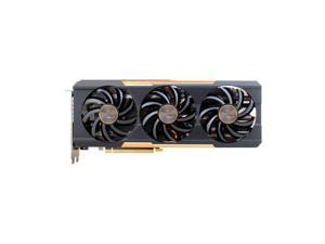 Sapphire Tri-X AMD Radeon R9 390X OC 8GB GDDR5 DVI/HDMI/3DisplayPort PCI-Express Video Graphics Card