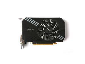 ZOTAC NVIDIA GeForce GTX 950 2GB GDDR5 2DVI/HDMI/DisplayPort PCI-Express Video Graphics Card