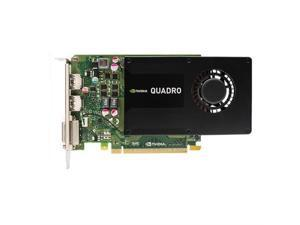 PNY NVIDIA Quadro K2200 4GB GDDR5 DVI/2DisplayPorts PCI-Express Video Graphics Card (SaveMart)