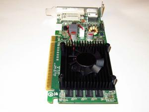 Dell OptiPlex 960 980 990 3010 3020 7010 7020 9010 9020 SFF DT nVIDIA GeForce 8400 GS 1GB PCI-Express 2.0 x16 DVI+HDMI Single Slot Low Profile Video Graphics Card
