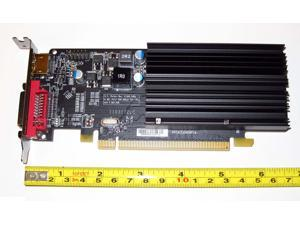 OptiPlex 360 380 390 580 3010 3020 7010 7020 9010 9020 SFF DT ATI Radeon HD 5450 1GB PCI-Express 2.1 x16 HDMI+DVI Single Slot Low Profile Video Graphics Card