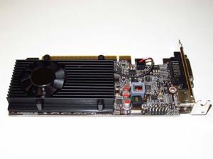HP Elite 8300 8200 8100 8000 6300 6200 6005 6000 Pro 5700S SFF nVIDIA GeForce GT 610 1GB PCI-Express 2.0 x16 Low Profile Half Height Single Slot HDMI+DVI Video Graphics Card