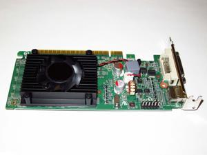 Dell OptiPlex 380 390 750 760 780 790 960 980 990 3010 7010 7020 SFF nVIDIA GeForce 8400 GS 512MB PCI-Express 2.0 x16 DVI+HDMI Single Slot Low Profile Video Graphics Card