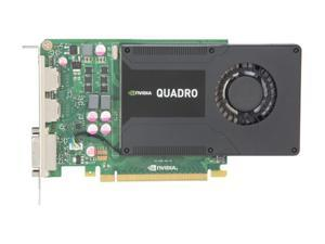PNY NVIDIA Quadro K2000 VCQK2000-PB 2GB GDDR5 PCI Express 2.0 x16 Workstation Video Graphics Card(SaveMart)