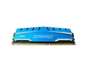 Crucial Ballistix Sport XT 4GB DDR3 1866MHz 1.5V Non-ECC PC14900 CL10 Memory BLS4G3D18ADS3