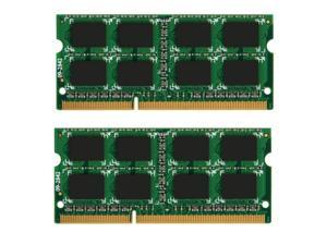 8GB Kit 2*4GB DDR3 204-Pin CL11 Non-ECC Unbuffered 1600MHz PC12800 1.35V Laptop RAM Sodimm Memory