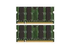 8GB 2*4GB PC6400 DDR2-800 200-Pin Unbuffered Non-ECC SODIMM Memory Dell Inspiron 1440 1545 1750