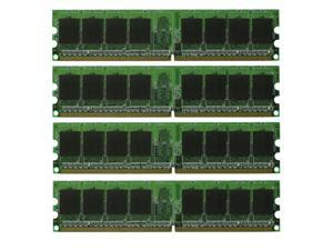 4GB 4*1GB DDR2 PC5300  240 Pin 667 MHz RAM Dell Optiplex 755 Ultra Small Form Factor