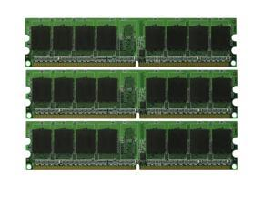 3GB (3*1GB) MEMORY PC6400 800 240 PIN MHz DDR2 for Desktop Computers