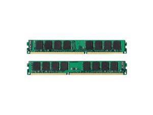 8GB 2*4GB Memory PC12800 240-Pin CL9 Non-ECC Unbuffered 1600 for HP/Compaq Elite Desktop 8300 SFF/CM