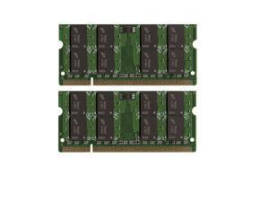 2GB (2*1GB) Memory PC6400 1.8V SODIMM For Toshiba Satellite A105