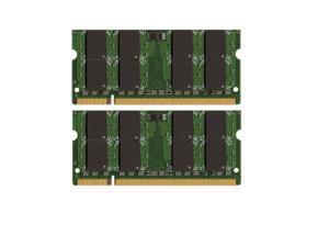 8GB (2*4GB) DDR2 800 CL=6 Unbuffered NON-ECC DDR2-800 1.8V SODIMM Laptop Memory PC6400
