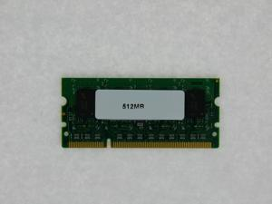 512MB 144pin DDR2 32bit Memory for HP LaserJet P4015 P4515 P4014n