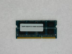 4GB MEMORY FOR DELL PC3-10600 1333MHZ 1.5V DDR3 204 PIN PRECISION M4500 M6500