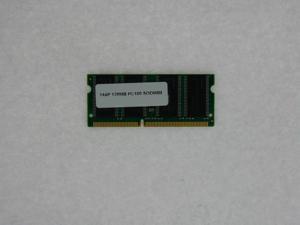 128MB MEMORY 16*64 PC100 8NS 3.3V SDRAM 144-PIN SO DIMM