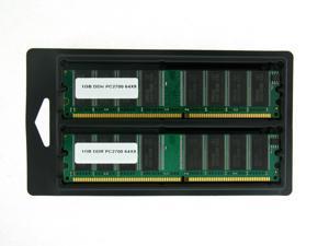 2GB (2*1GB) PC2700 333MHz MEMORY FOR DELL DIMENSION 4550 2.66G