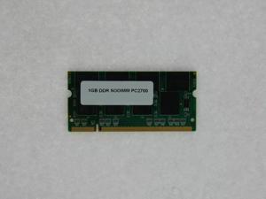 1GB PC 2700 DDR-333 SODIMM Memory for Dell Latitude