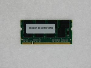 1GB PC 2700 333MHz MEMORY FOR HP PAVILION ZT3464EA ZT3465EA ZV5000 ZV5000T ZV5000Z