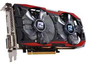 PowerColor Radeon R7 370 DirectX 12 AXR7 370 2GBD5-PPDHE 2GB 256-Bit GDDR5 PCI Express 3.0 CrossFireX Support ATX Video Graphics Card