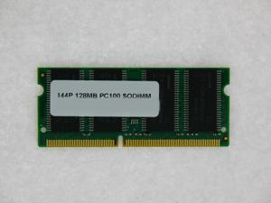 128MB PC 100 100MHz SDRAM 144 Pin SODIMM